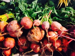 Underwood Family Farms, Culver City farmers market
