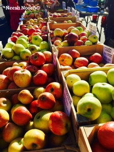 Black Rock Orchard. DuPont Circle Farmers Market. Washington, DC