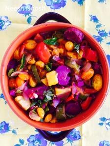 Vayshev: Technicolor Stew