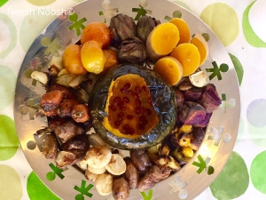 Vayechi: 12 + 1 vegetables roast