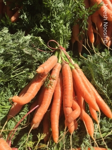 Carrots, Smith Farms, La Cienega Farmers Market