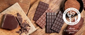Kosher, Fair Trade chocolate