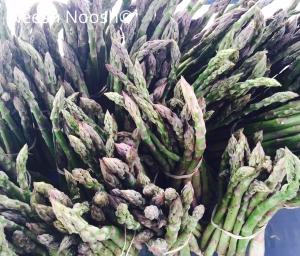 Asparagus: Takoma Park, MD Farmers Market