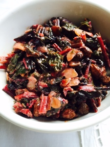 Balak Sweet and Spicy Swiss Chard