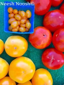 Tomatoes. Potomac Farm Market. Cabin John, MD