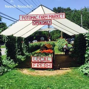 Potomac Farm Market, Cabin John, MD