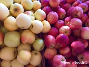 Apples. Eastern Market. Washington, DC