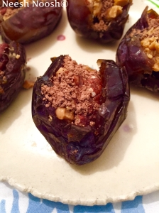 Adar stuffed dates