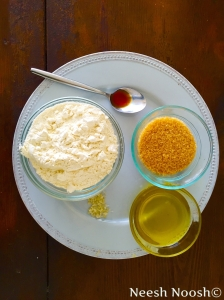 Vegan hamantaschen ingredients