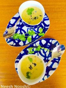 Av corn soup